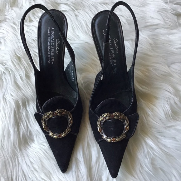 Donald J. Pliner Shoes - NEW! Donald J. Pliner Couture Slingbacks